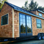 The Rubicon 24ft Tiny House Shell