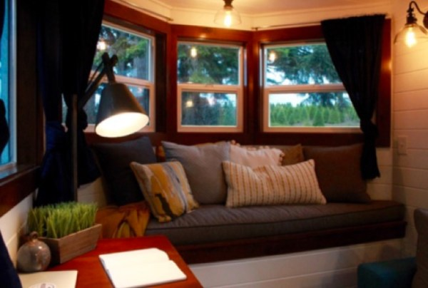 The Sapphire Tiny House on Wheels For Sale 006