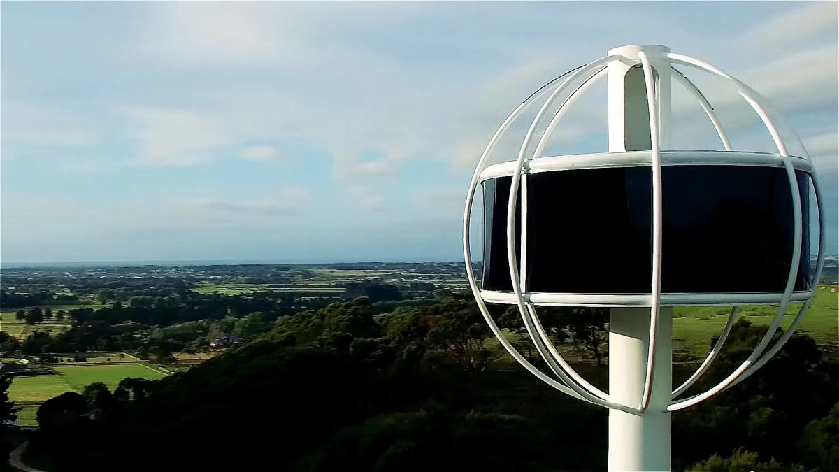 The Skysphere Modern High Tech Tiny Cabin With 360 Views