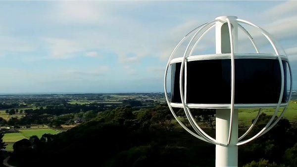 The Skysphere Modern High Tech Tiny Cabin with 360 Views 001