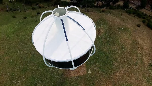 The Skysphere Modern High Tech Tiny Cabin with 360 Views 004