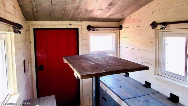 The Story of Hansen Adventure Works Micro Camper and Tiny House Builders in Wyoming 0010