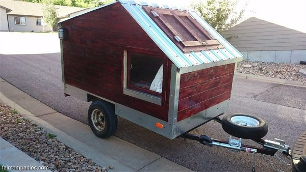 The Story of Hansen Adventure Works Micro Camper and Tiny House Builders in Wyoming 007