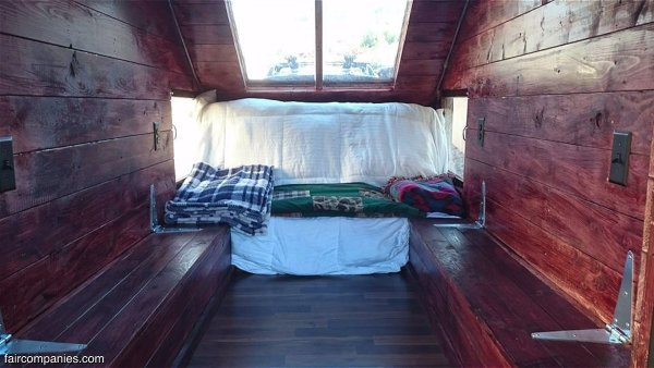 The Story of Hansen Adventure Works Micro Camper and Tiny House Builders in Wyoming 009