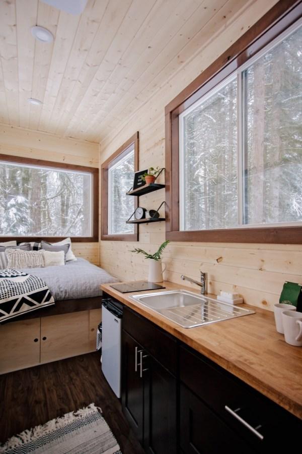 The 20ft Vantage Tiny House By Tiny Heirloom