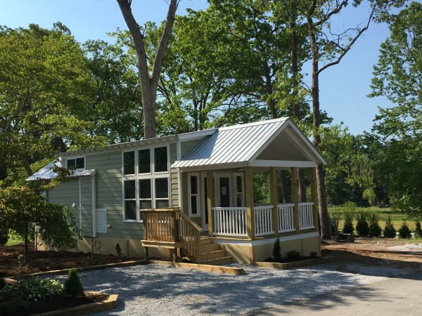The Village Tiny House Community at Flat Rock NC 001