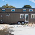 The Williams Young Family's Tiny Treature Home