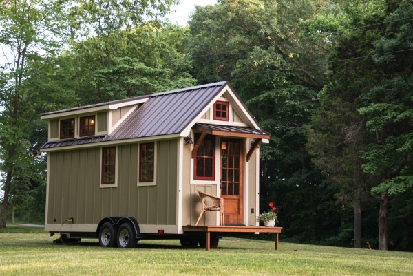 150 Sq. Ft. Timbercraft Tiny Home