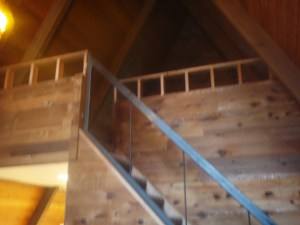 Tiny A-frame Cabin For Sale 006