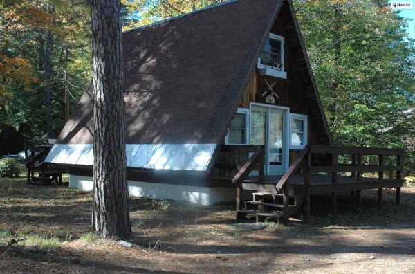 Tiny A Frame Cabin In Conway Nh For Sale