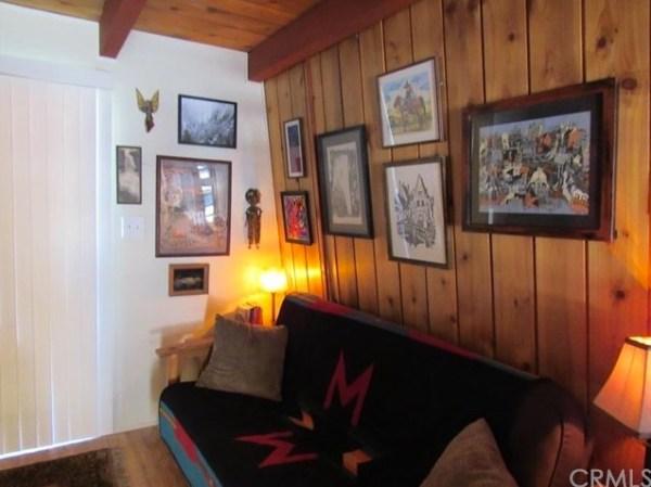 Tiny A-frame Cottage 004