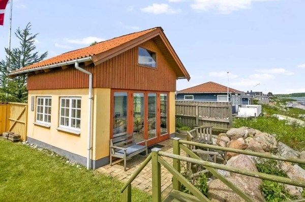 Tiny Beach Cottage in Denmark 001