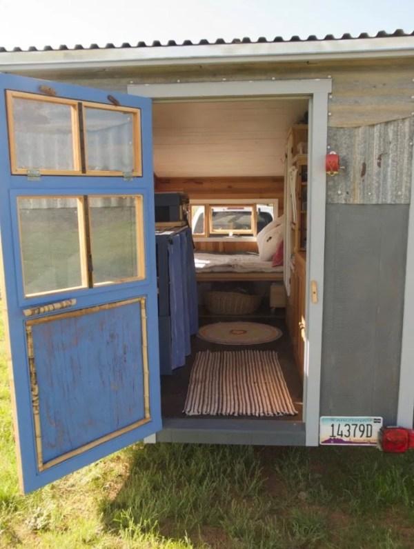 Tiny Beach House on Wheels For Sale 002