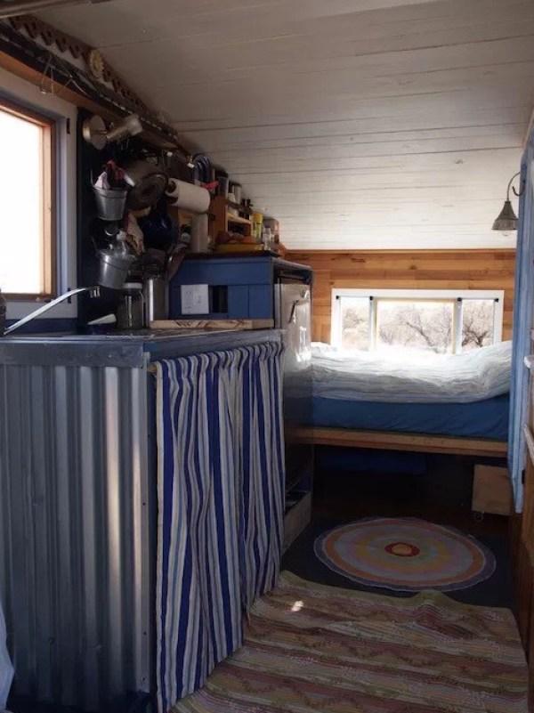 Tiny Beach House on Wheels For Sale 006