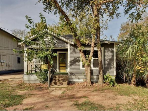 Tiny Bungalow in Austin TX