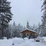 Tiny Cabin in Spirit Lake 001
