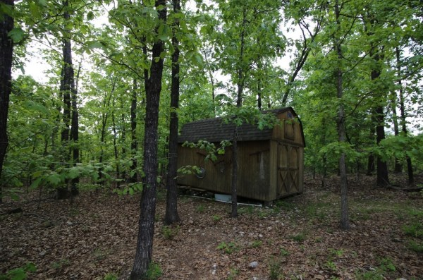 Tiny Cabin on 5 Acres For Sale in the Ozarks 0012