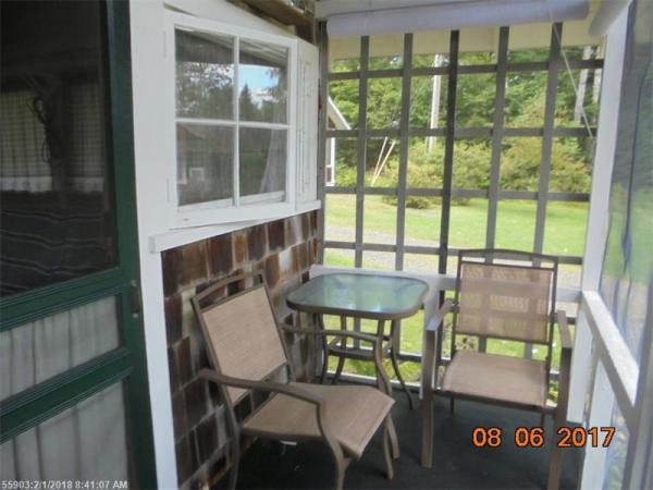 Tiny Cottage Madison Maine 008