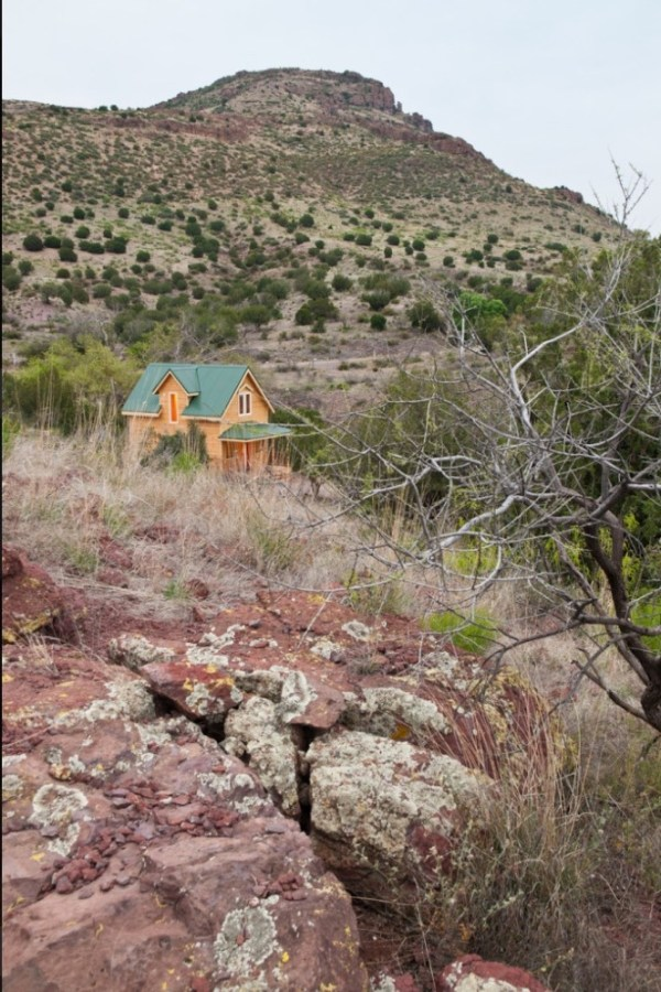 Tiny Cottage on a Huge Ranch For Sale 0014