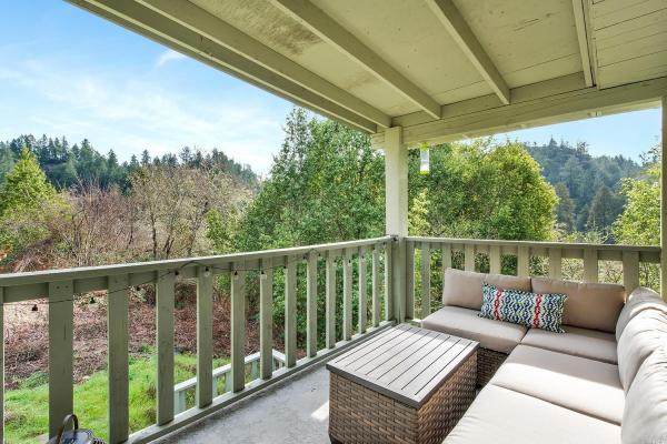 Tiny Cottage with View in Cazadero 0014