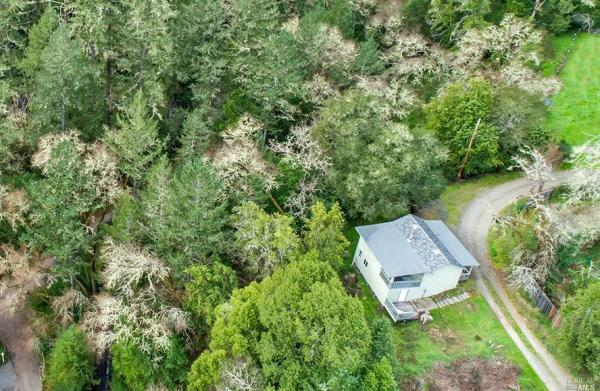 Tiny Cottage with View in Cazadero 0027