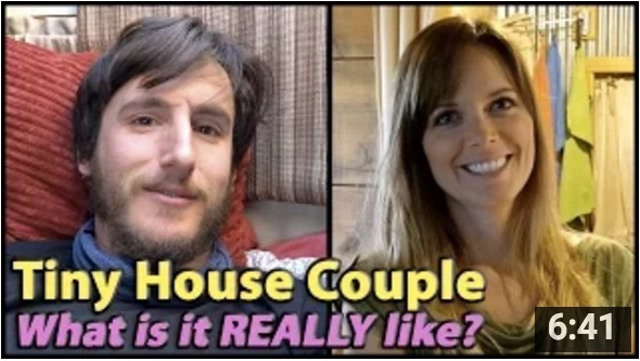 Tiny House Couple What It's Really Like