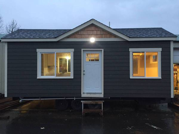 250 Sq. Ft. Tiny House For Rent in Battle Ground, Washington