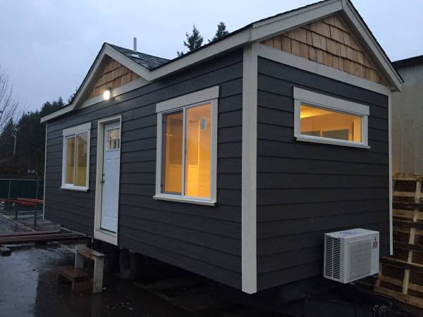 Tiny House For Rent in Battle Ground Oregon 0024