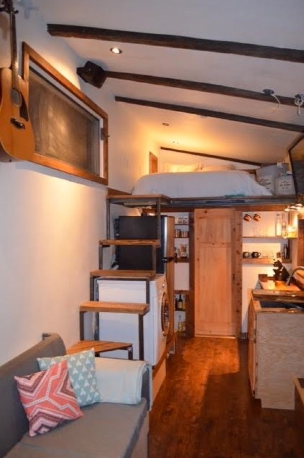 Tiny House For Sale in Milford PA via TinyHouseTalk-com 002