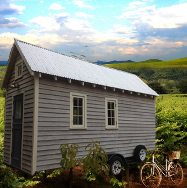 Tiny House For Sale in Napa Valley 001