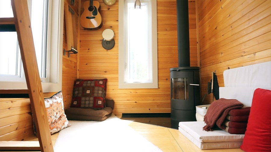 Top 5 Tiny House Heating Options for Winter Living