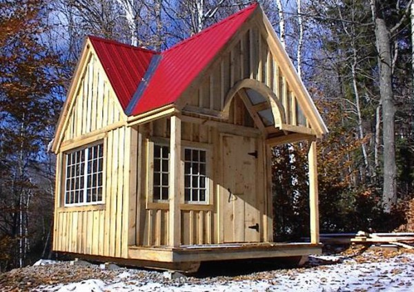 Tiny House Kits at Jamaica Cottage Shop 7 Day Blitz Sale 0012