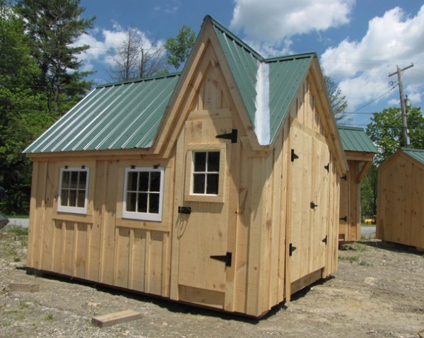 Tiny House Kits at Jamaica Cottage Shop 7 Day Blitz Sale 008