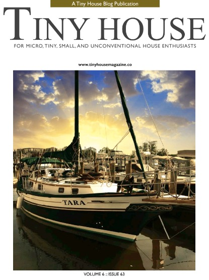 Tiny House Magazine Issue 63 001