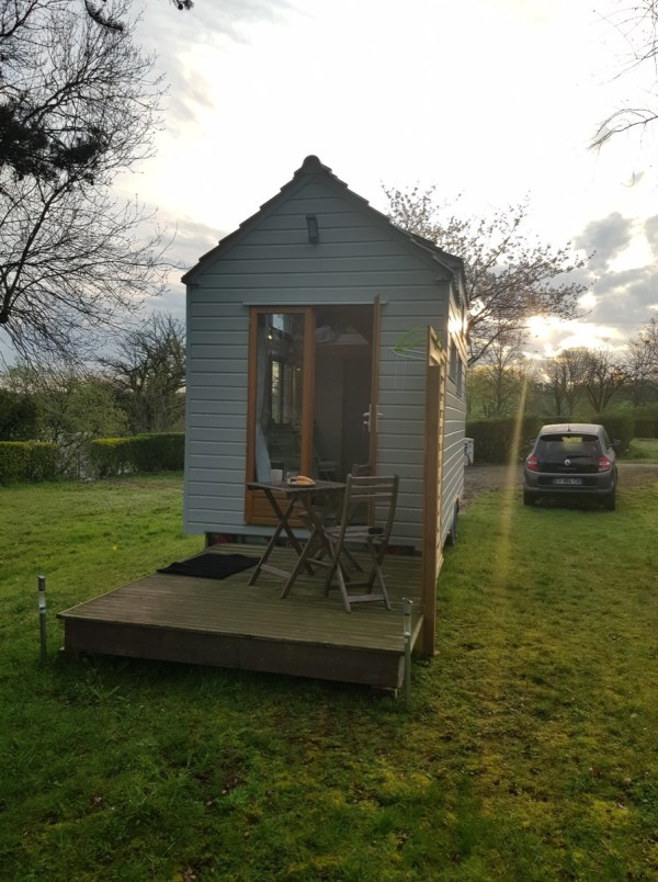 Tiny Home Designs: Tiny House Tour In France