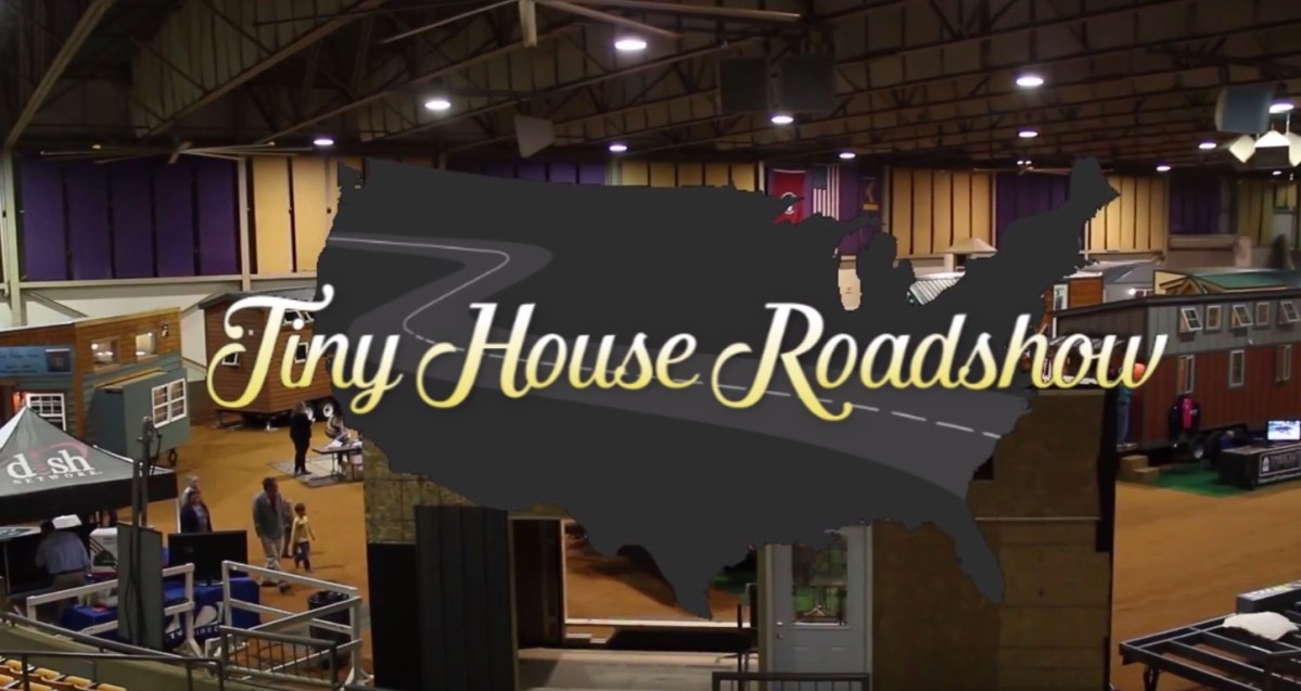 Tiny House Roadshow In Birmingham Alabama