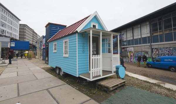 Tiny House Vacation in the Netherlands 0013