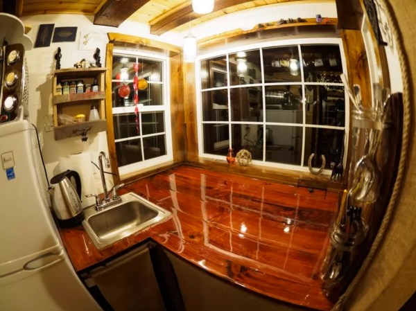 Tiny House Vacation with Mountain Views in Monroe WA 003