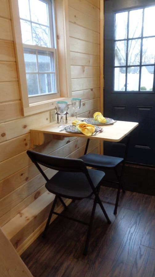 Custom Tiny House On Wheels 8 X20 For Sale In Nj
