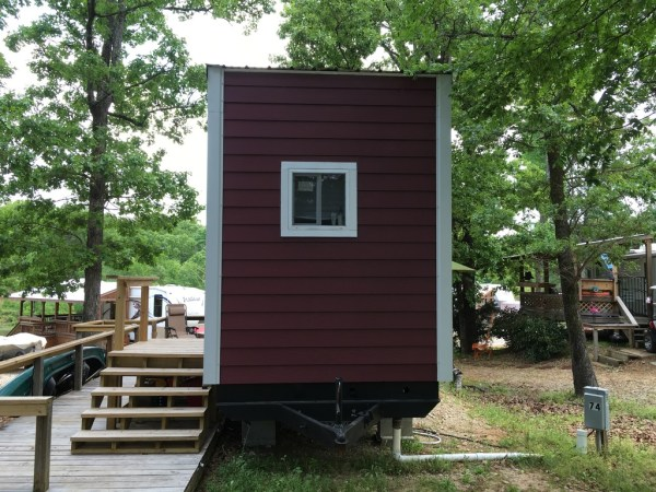 Tiny House with Rooftop Balcony For Sale 0039