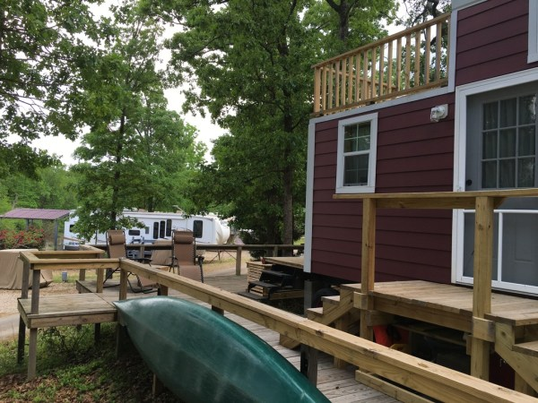 Tiny House with Rooftop Balcony For Sale 0048