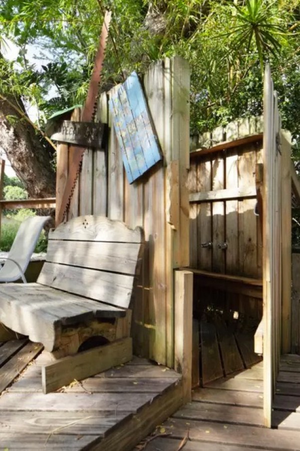 Tiny Loft Cabin on an Urban Permaculture Farm in Miami 0012