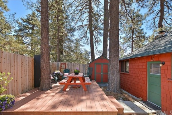 Tiny Mountain Cabin in Idyllwild California For Sale with Land 0016