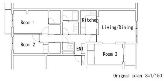 Tokyo Switch Office Apartment by Yuko Shibata 0011