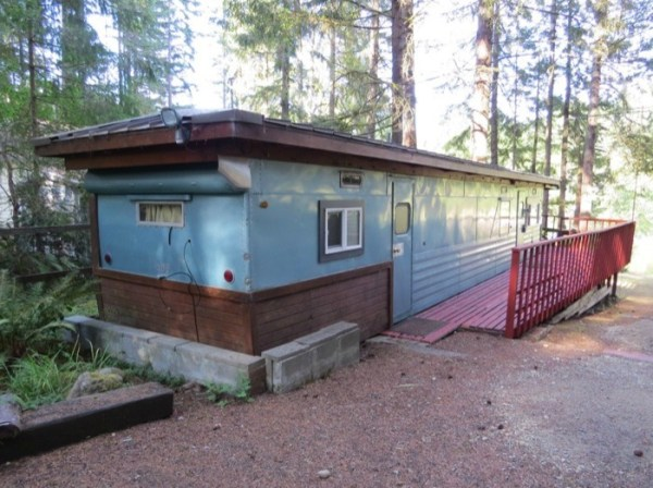 352 Sq. Ft. Travel Trailer to Cabin Conversion For Sale