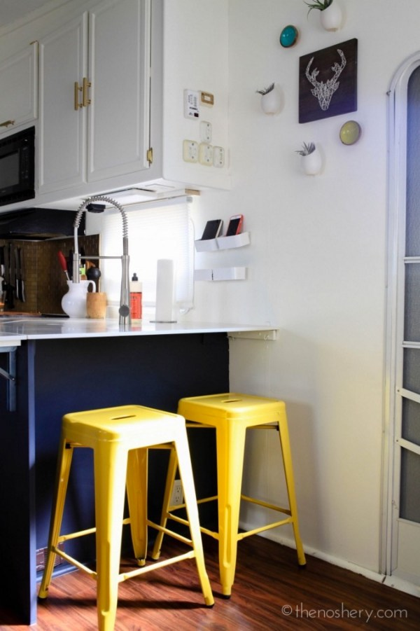 Trailer to Tiny Home Conversion 003c