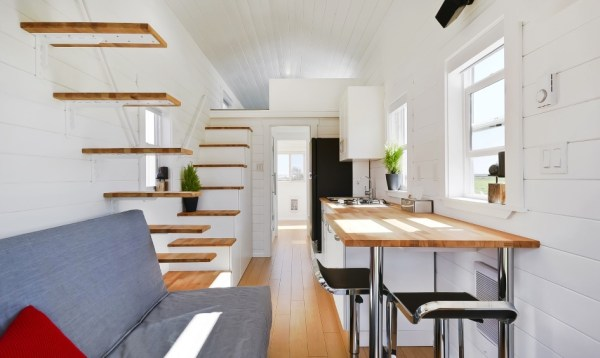 Triple Axle Tiny Home on Wheels by Tiny Living Homes 002