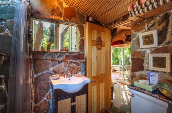 Tropical Tiny House in California