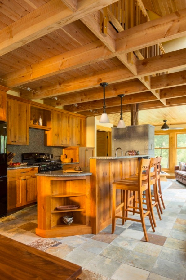 Trout Fishing Cabin by Dale Mulfinger of SALA Architects 004