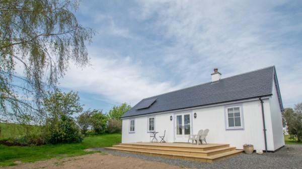 Two Bedroom Wee House in South Ayshire Scotland 0018